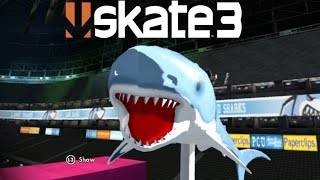 Skate 3: Shark Attack [PS3 Gameplay, Commentary]
