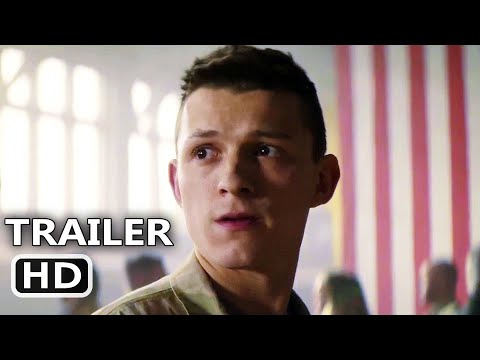 CHERRY Official Trailer (2021) Tom Holland, Thriller Movie HD - ONE Media
