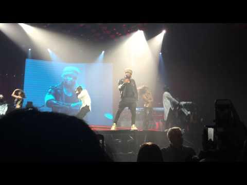 Usher - Good Kisser URX Tour Birmingham 2015