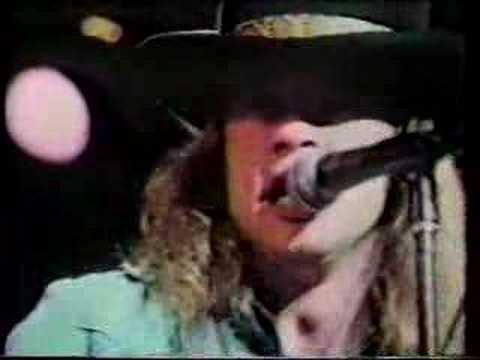 Blackfoot - Gimme Gimme (live Hammersmith '82)