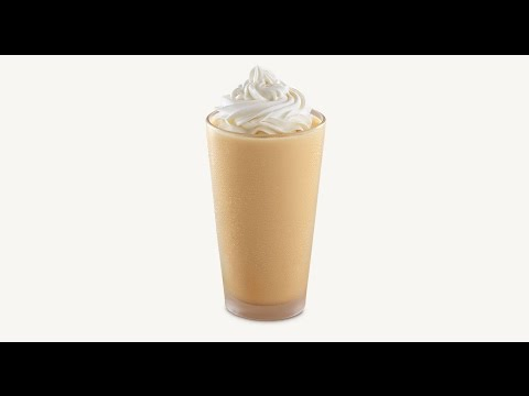 Arby's Pumpkin Cheesecake Shake Review - YouTube