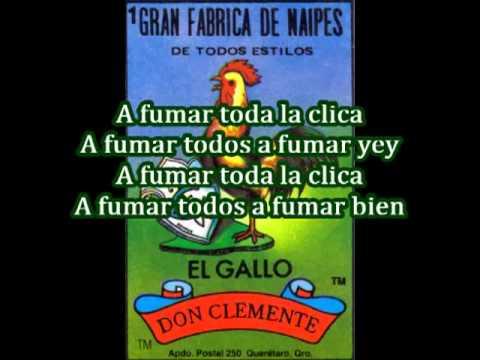 El Gallo - Under Side 821 (Con Letra) *2012*