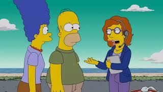 Потрясное место Симпсоны 30 сезон 2 серия