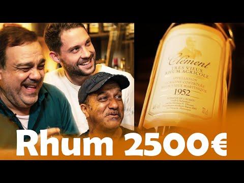 Rhum à 12€ VS 2500€ avec DIDIER BOURDON et PASCAL LEGITIMUS ! - Morgan VS