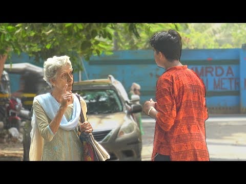 Kid Asking Strangers for Help Due to Bad Board Exam Results - Social Experiment   TamashaBera