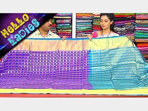 All Varieties Of Lightweight Pattu ,Georgette & Falling Fabric Sarees ||Hello Ladies