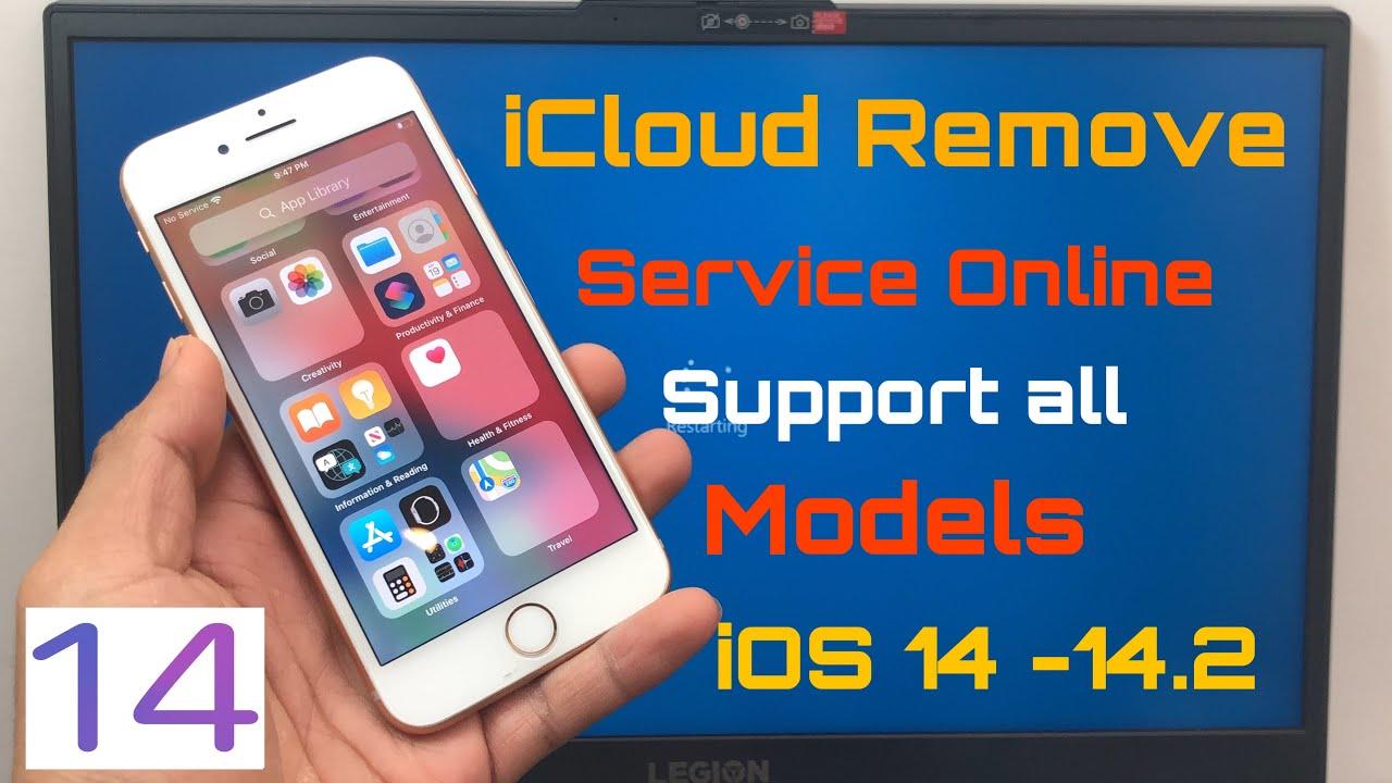 iCloud Unlock Service ✅ Permanent Remove iCloud Activation Lock on iPhone ios 14 Last Method