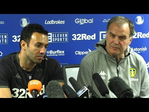 Marcelo Bielsa Full Pre-Match Press Conference - Leeds v Derby - Championship Play-Off Semi-Final