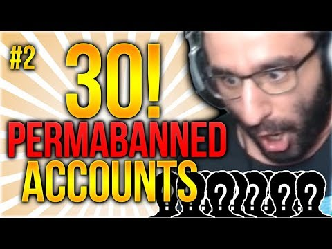 30 Permabanned Accounts? Funtime mit Subscribern #2 [League of Legends] [Deutsch / German]
