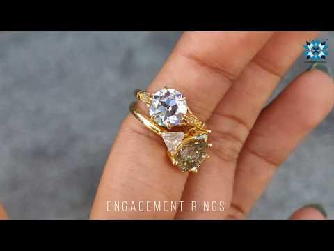 moissanite-engagement-rings