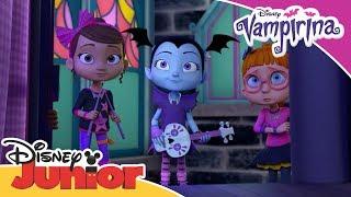 Vampirina: Momentos Mágicos - El concierto de Vampirina y sus amigas   Disney Junior Oficial
