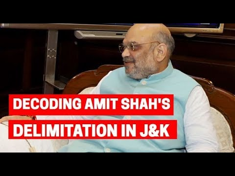 Decoding Amit Shah's delimitation in Jammu and Kashmir