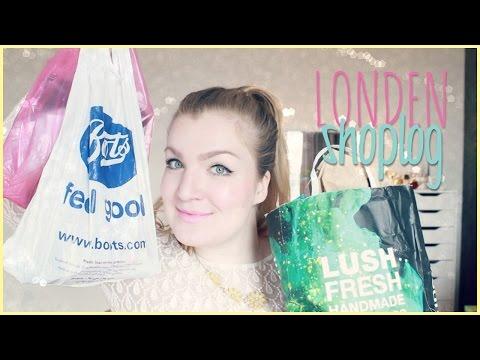 Londen shoplog!