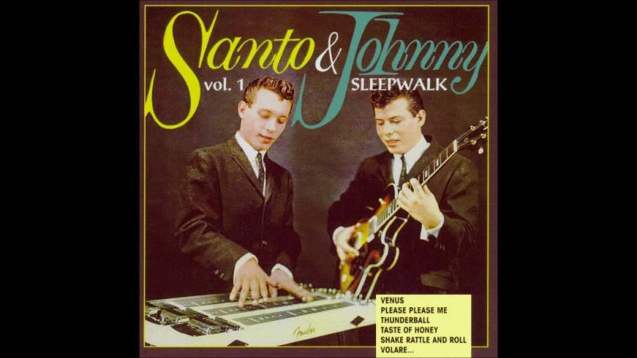 Sleepwalk guitar