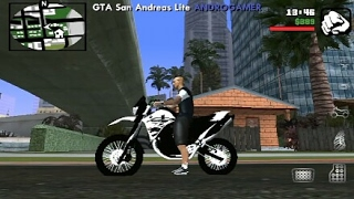 YAMAHA XT 660 MEIOTA V2 - GTA: SA ANDROID