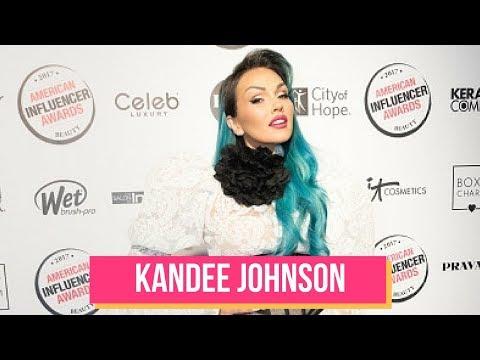 Kandee Johnson Talks Co-Hosting American Influencer Awards + Shares Beauty Secrets!