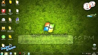 Como descargar efectos para tu punteros del mouse cursor / para windows 7 (2014-2015)