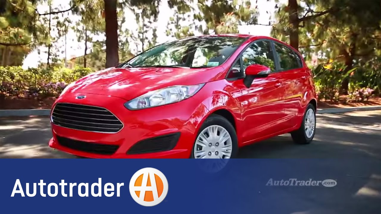 2014 ford fiesta 5 reasons to buy autotrader youtube. Black Bedroom Furniture Sets. Home Design Ideas