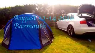 Caerddaniel Campsite, Barmouth