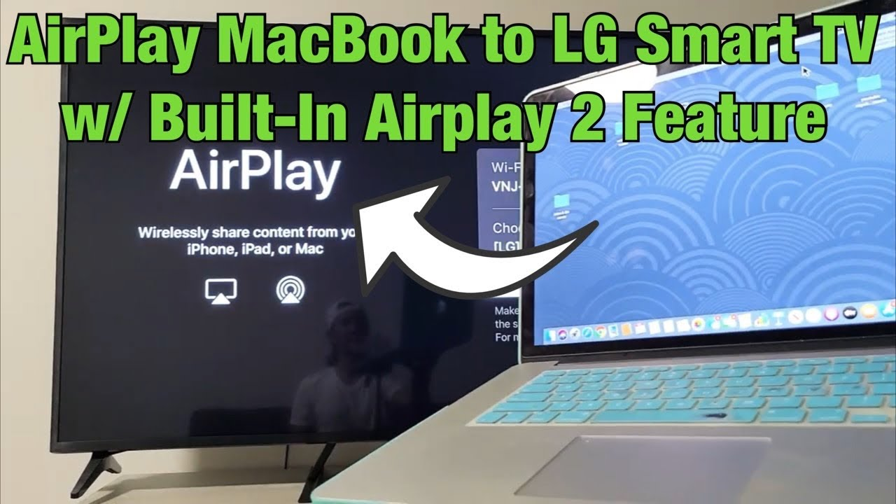 how to use airplay on lg smart tv