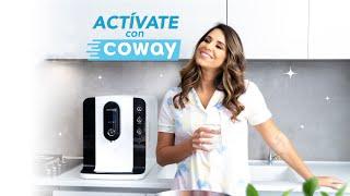 Actívate con Coway ft. Pamela Sued - Video comercial oficial