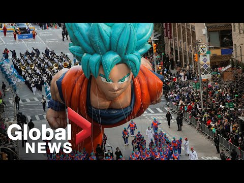 The JV Show - Best Balloons From 2019 Macy's Thanksgiving Day Parade