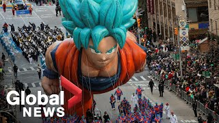 The best floats, balloons from the 2019 Macy's Thanksgiving Day Parade