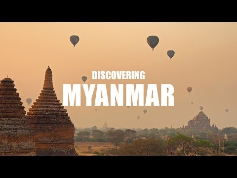 DISCOVERING MYANMAR • A journey through this mysterious country (ITA sub ENG)