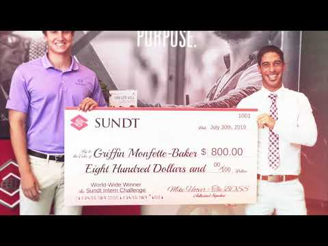 Sundt Intern App Competition - Grand Prize Winner Video
