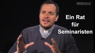 Ich bin Seminarist ... Und jetzt? (Christian Walch)