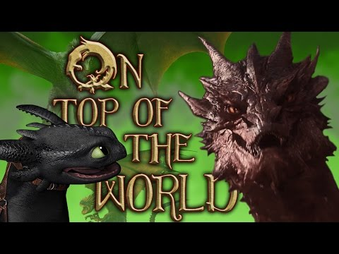 Cinematic Dragons - On Top of the World...
