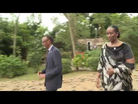 24th Commemoration of the 1994 Genocide Against the Tutsi   Kwibuka24   Kigali, 7 April 2018.