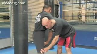VideoJug presents Bas Rutten, mixed martial arts legend, who gives ...