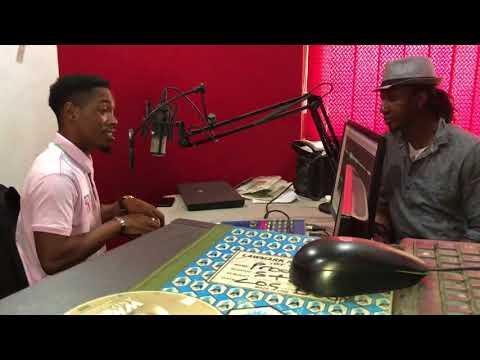Che Chidi Chukwumerije - Radio interview at Kiss FM Lagos by DJ Sheye Sanya.