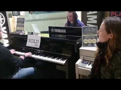 Yamaha Jam, Grand Arcade, Cambridge