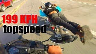 199 KPH TOP SPEED Yamaha Sniper MXi 150