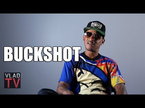 Buckshot on Doing Hip Hop Heaven featuring Biggie, 2Pac, Aaliyah, Sean Price