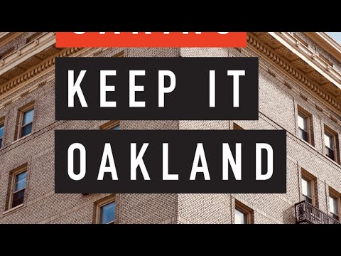 AB 464 - Oakland Ignores Small Business By Failing To Use AB 464 To Raise Billions Via TIF