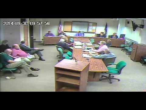 Real Property Committee September 30, 2014