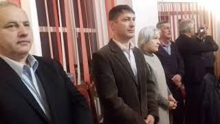 Monitorul de Făgăraş: Colindători la CL Victoria