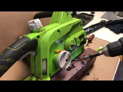 GreenWorks Electric Chainsaw Review And Repair
