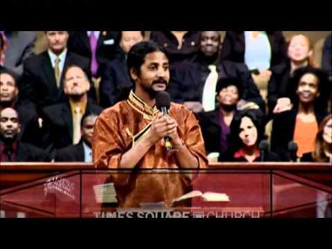 Benny Prasad Speaks at Timesquare Church - 2011