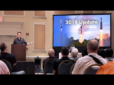 BPS.space Update - National Rocketry Conference 2019