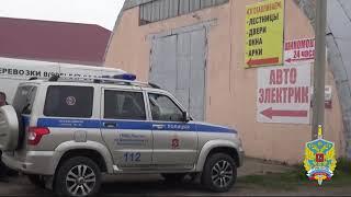 Полицейские УМВД России по Дмитровскому г.о. задержали подозреваемых в краже автомобиля