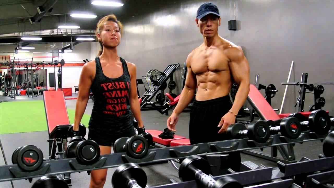 DAVID YEUNG - FIT BODY TRAINING 2014' (upper body) - YouTube