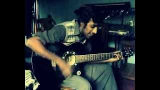 guitar play - Tera Mera Rishta (Awarapan)