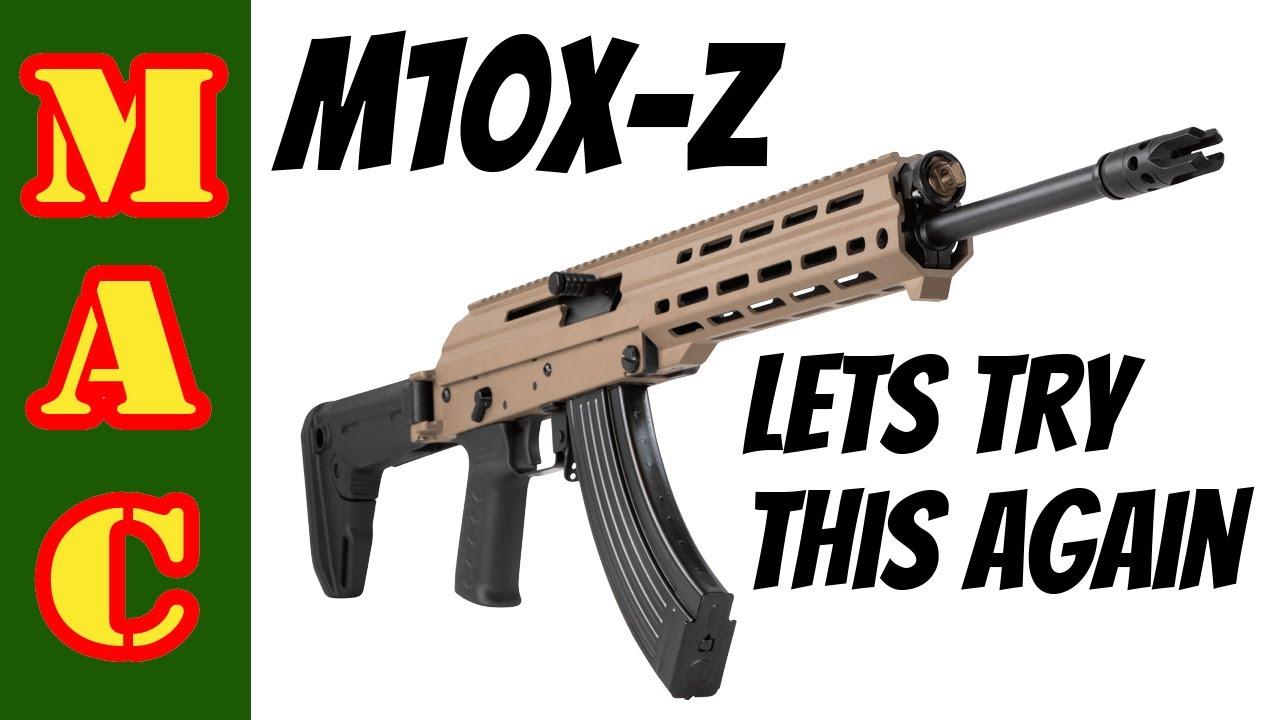 M&M M10X-Z - Is it finally working?