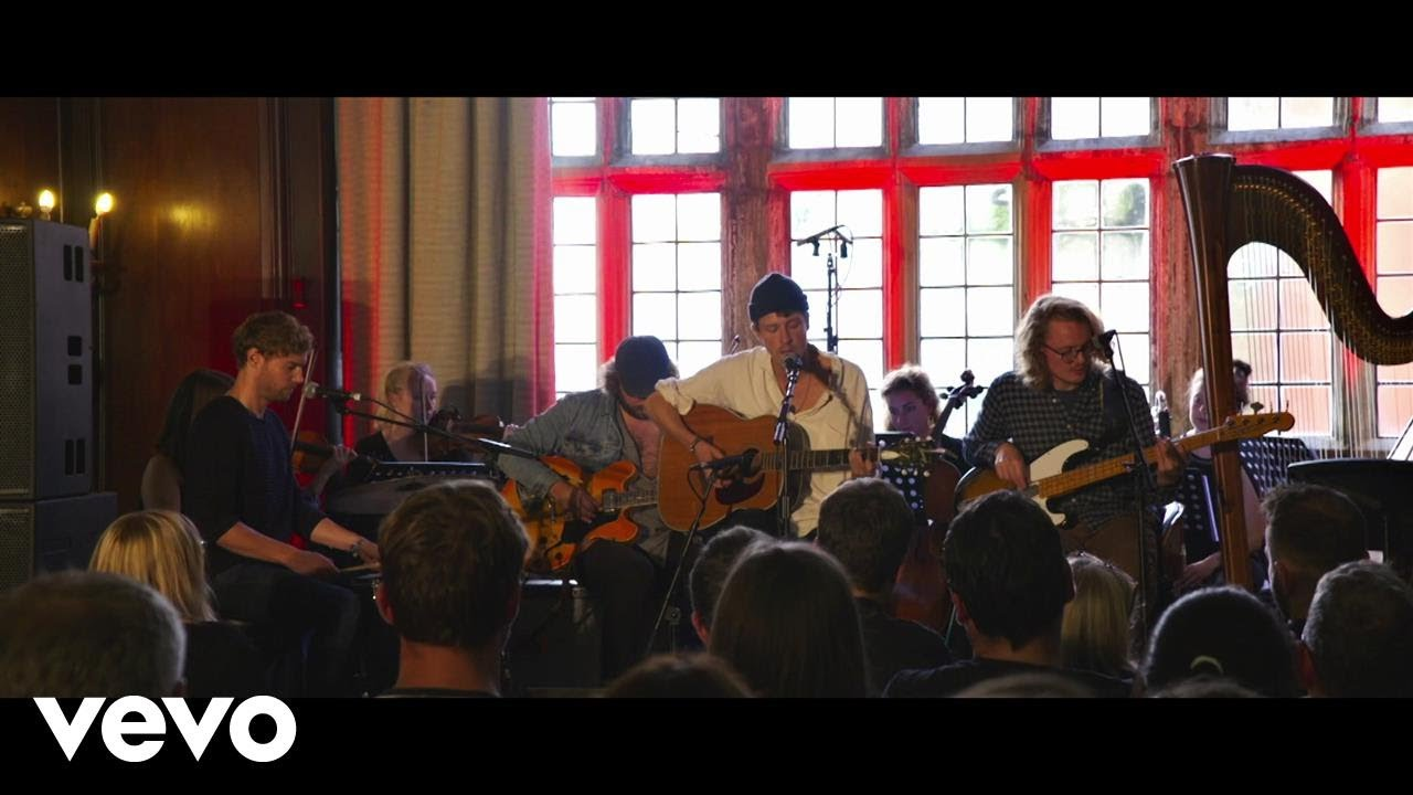 Palace - Someday Somewhere (Live At Festival No.6) ft. Joe Duddell, The No. 6 Ensemble