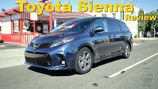 2018 Toyota Sienna - Review and Road Test