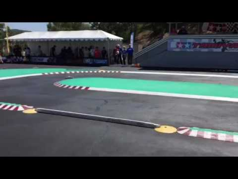 The most insane RC Touring car pass ever